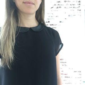 H&M Mini Dress w. Collar